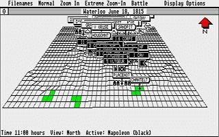 UMS - THE UNIVERSAL MILITARY SIMULATOR [ST] image